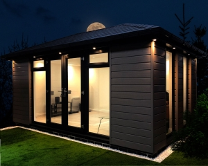 Garden Room Office